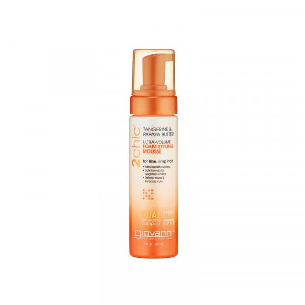 Giovanni | 2Chic® Ultra-Volume Foam Styling Mousse