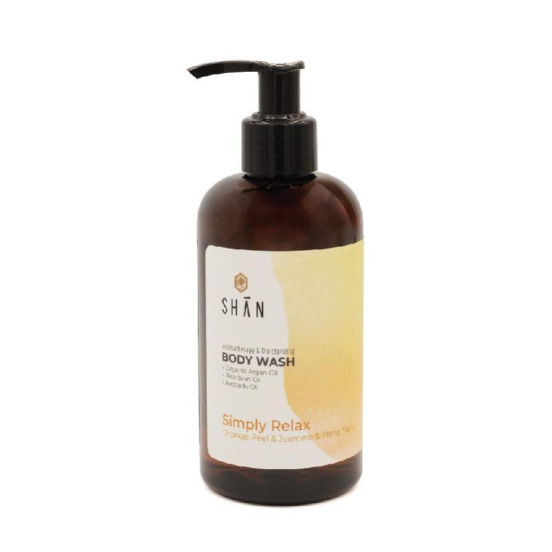 SHAN Simply Relax Body Wash 265 ml.