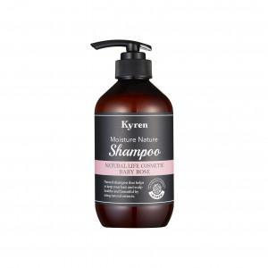 Kyren I Moisture Nature Baby Rose Shampoo 500 ml.