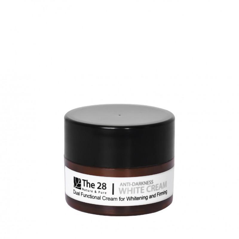 The 28 l Anti-Darkness White Cream 5 ml.