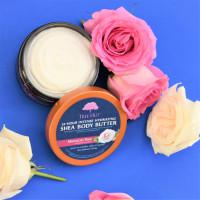 Tree Hut - 24-Hour Intense Hydrating Shea Body Butter Moroccan Rose 198 gm.