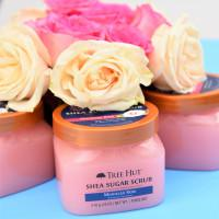 Tree Hut - Shea Sugar Scrubs Moroccan Rose 510 gm.