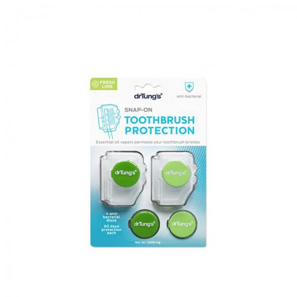 drTung's | drTung's Snap-On Toothbrush Protection