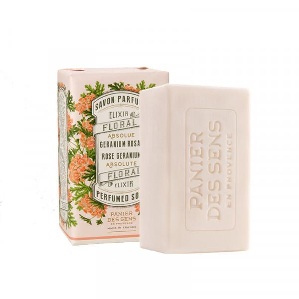 Panier Des Sens |Rose Geranium Absolute Perfumed soap 150 g.