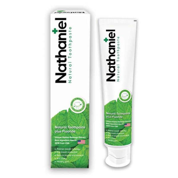 Nathaniel | Natural Toothpaste