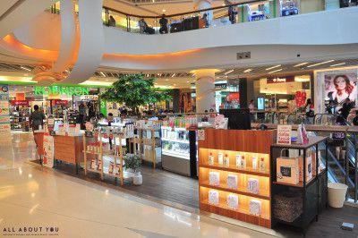 Central Plaza Rama 9 ( เซ็นทรัล พลาซ่า พระราม 9 ) ชั้น 3 โซนหน้าทางเข้า Robinson